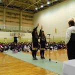 第4回女子大会開会式(選手宣誓)RISING SUN