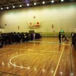 第8回冬季大会開会式(1)
