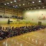 平成24年度小学生大会開会式(1)