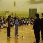 平成24年度小学生大会開会式(選手宣誓)