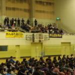 平成24年度小学生大会応援席(1)
