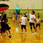 小学生の部試合