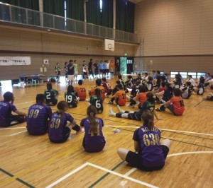 JHVF年間リーグ選手権開会式(第7回大会)